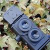 """付録の""""二眼レフカメラ""""で子供が撮ったレゴランドの写真がノスタルジックで良かった!"""