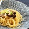 【ワンポパ】しめじと枝豆の和風ワンポットパスタのレシピ【15分】