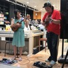 <イベントレポート>6月10日(土)JazzoomCafeウクレレセミナー(ゲストukurenaちゃん)