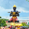 州のモニュメント【カンボジアを切り取る、今日の一枚  Vol.8】