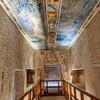 【エジプト】ツタンカーメンが埋葬された王家の谷で壁画を堪能