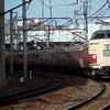 新春ライナー・1800系6両編成 岐阜の電車1992年1月
