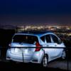 EOS6D+ナナニッパを使用して遥照山の夜景と車をライティング撮影!