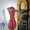 Fixkit デジタルクランプメーター AC/DC電設計測器 TL-M4 を試す