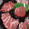 【夜】焼き肉/【昼】カレーピラフ