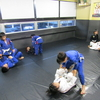 月曜日フルタイムキッズクラス、一般柔術クラス。