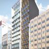 #680 銀座に耐火木造12階建ビル CLTを使用、隈研吾氏監修