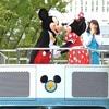 ディズニーパレード!御堂筋ランウェイでディズニービッグ8を撮影【2019年】