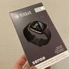 Fitbit Senseを買った