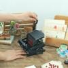 12月15日発売の「大人の科学マガジン」最新号で「小さな活版印刷機」が付録に!