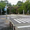 名古屋市中村公園 豊臣秀吉生誕の地 御朱印巡り