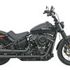 パーツ:Thunderheader「2018-2020 Harley-Davidson Softail ThunderCone Slip-Ons」