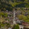 合掌造りの集落で有名な世界遺産、白川郷へ。いい場所なんだけどテーマーパーク感を感じたんだよな。