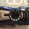 防水デジカメRICHO「WG-40W」を購入しました