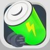 メモリー・ディスク・バッテリーを管理できるアプリ『節電バッテリーマニア』