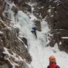 【山行記録】御在所岳・3ルンゼでアイス始め