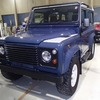 ディフェンダー90 中古車 整備+全塗装
