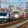 2月15日撮影 東海道線 平塚~大磯間 貨物列車3本 3075ㇾ 5095ㇾ 2079ㇾ