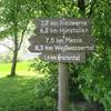 プレッセ城へハイキング