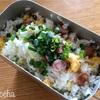【メスティン料理】簡単!ウィンナーの炊き込み炒飯の作り方