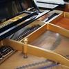 25年物のグランドピアノを買取って頂きお別れしました