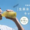 KIRIN「生茶氷と出かけよう」キャンペーン