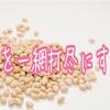 大量にあまった節分豆の簡単ズボラ消費レシピ