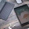 iPad Proのソフトウェアキーボードは究極の静音キーボード