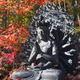 能登平等寺「十三仏」と紅葉(その6)