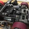 ミニ四駆作ってみた〜その140 「ボディ提灯化、真鍮ハトメ」