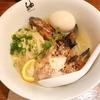 週末限定。真鯛とタイ煮干しのラーメン 東白楽「紬」