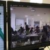 今年も猿払村と北科大実験室をWeb会議システムで結び遠隔モノづくり教室を実施しました。