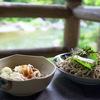 【青梅散策】多摩川を眺めながら食べるお蕎麦は最高です。