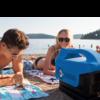 真夏のアウトドアにあれば超便利!!コンパクトな多機能エアコン「ZeroBreeze」