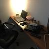 ブログとゲームの作業環境