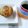 TERA COFFEE(テラコーヒー) @白楽 今年のテラマフィン初めはアップルマフィン