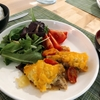 アメリカ食材で作るレシピ!【チキンのポテトチーズ焼き】