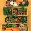 小松菜サラダ弁当
