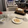 トリノの夜、おひとり様ディナー
