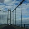 デンマーク 「大ベルト海峡橋」の思ひで…