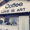 LOVE IS ART 御殿場駅前の小さな暖かい喫茶店