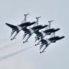 韓国空軍アクロバットチーム・ブラックイーグルス in 忠州基地