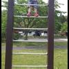 公園遊び・高い所大好き3才8ヶ月の三女