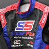 Sparco×Star5 別注レーシングスーツ ブラックver