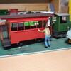 アルモデルOナロー南筑2軸客車(2)