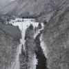 飛騨の雪景色 『清見町』