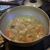 幸運な病のレシピ( 1716 )朝:「後片付けを科学する」食物連鎖が身体というコロニーをデザインする。その人にチューニングされた食事とはなにか?かつて食事は「家族というエビデンスを持っていた」、煮しめをベースにしたスープ、マユのご飯