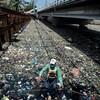 東南アジアで最も汚染された川がフィリピンのマニラにあります。