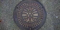 兵庫県小野市のマンホール