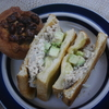 朝ごパン実食レポ~カヤバベーカリーの食パンと365日のくるみとキャラメルのパン~